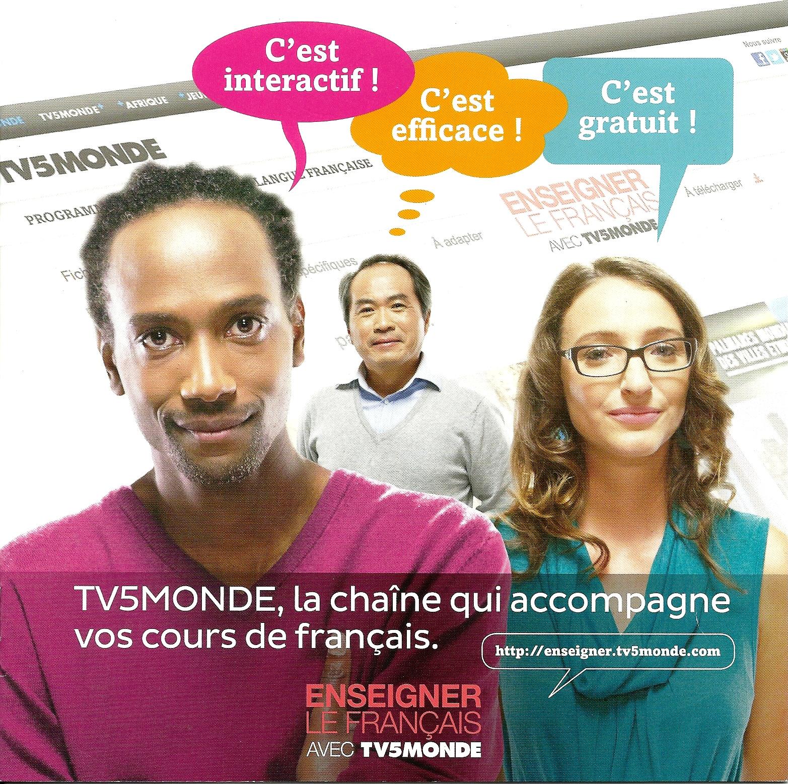 Um novo método para você aprender francês.