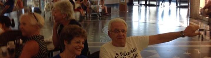 Renée amiga e Ciro, meu companheiro, que bom ter vocês ao meu lado, compartilhando estes bons momentos