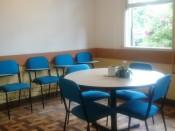 Venha dar suas aulas ou fazer suas reuniões aqui.